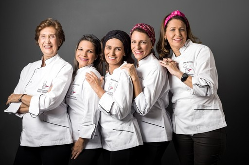 Isaura Calinari - Carolina Morais - Malu Gireli - Fernanda Cassa - Lilia Meireles