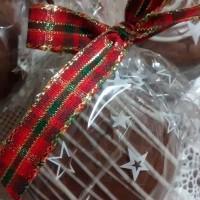 Pão de mel de Natal