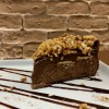 crocante de amendoim com chocolate