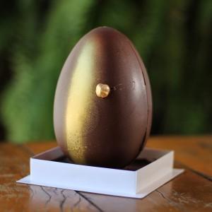 Chocolateria Brasil – ovo recheado na casca Nocciolla