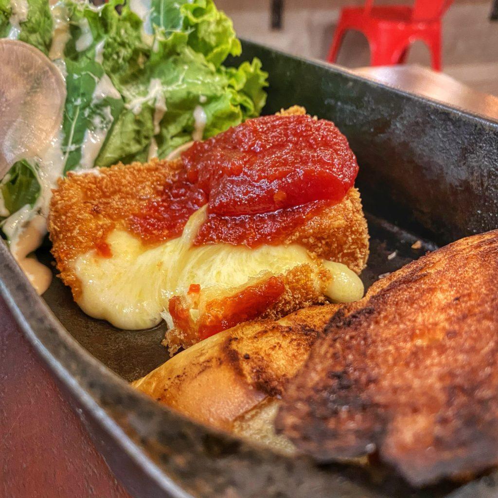 urbanos burgers e carnes - queijo