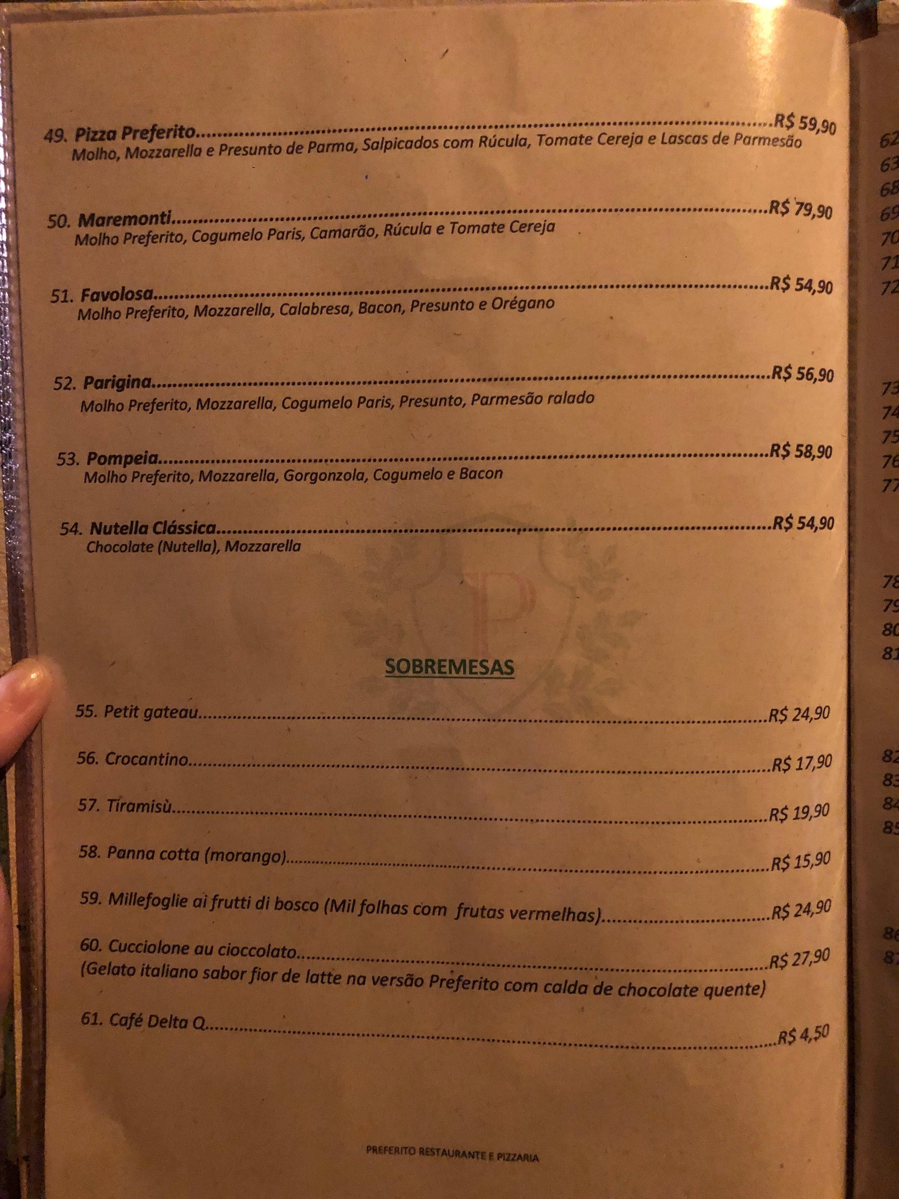 preferito restaurante – 6
