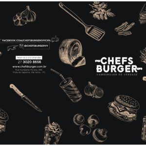 Cardápio Chefs Burger1