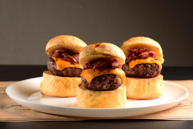 Mini Burgers_Chefs Burger