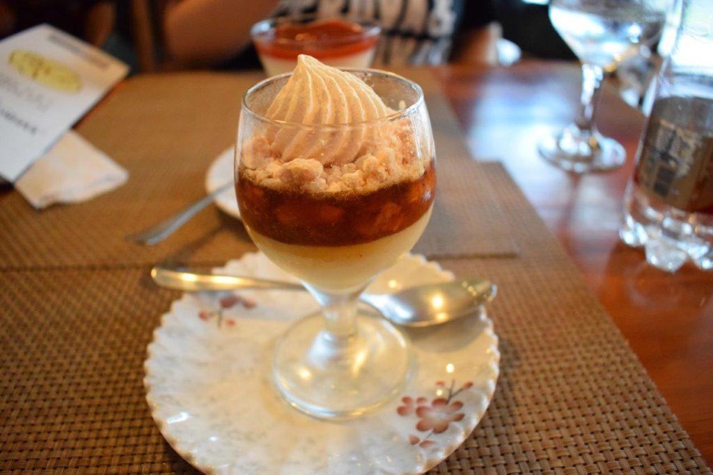 Banana Caramelada: a outra opção de sobremesa do Daju Bistrô!