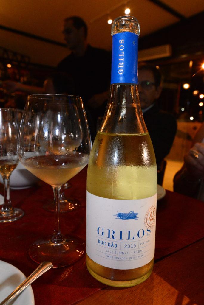 Grilos Branco - Foto: Ari Oliveira.