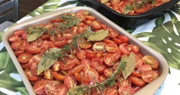 Tomates Confitados - Raissa Franzotti