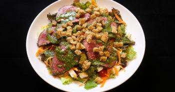 Salada Roast Beef - Café Del Marco Lounge