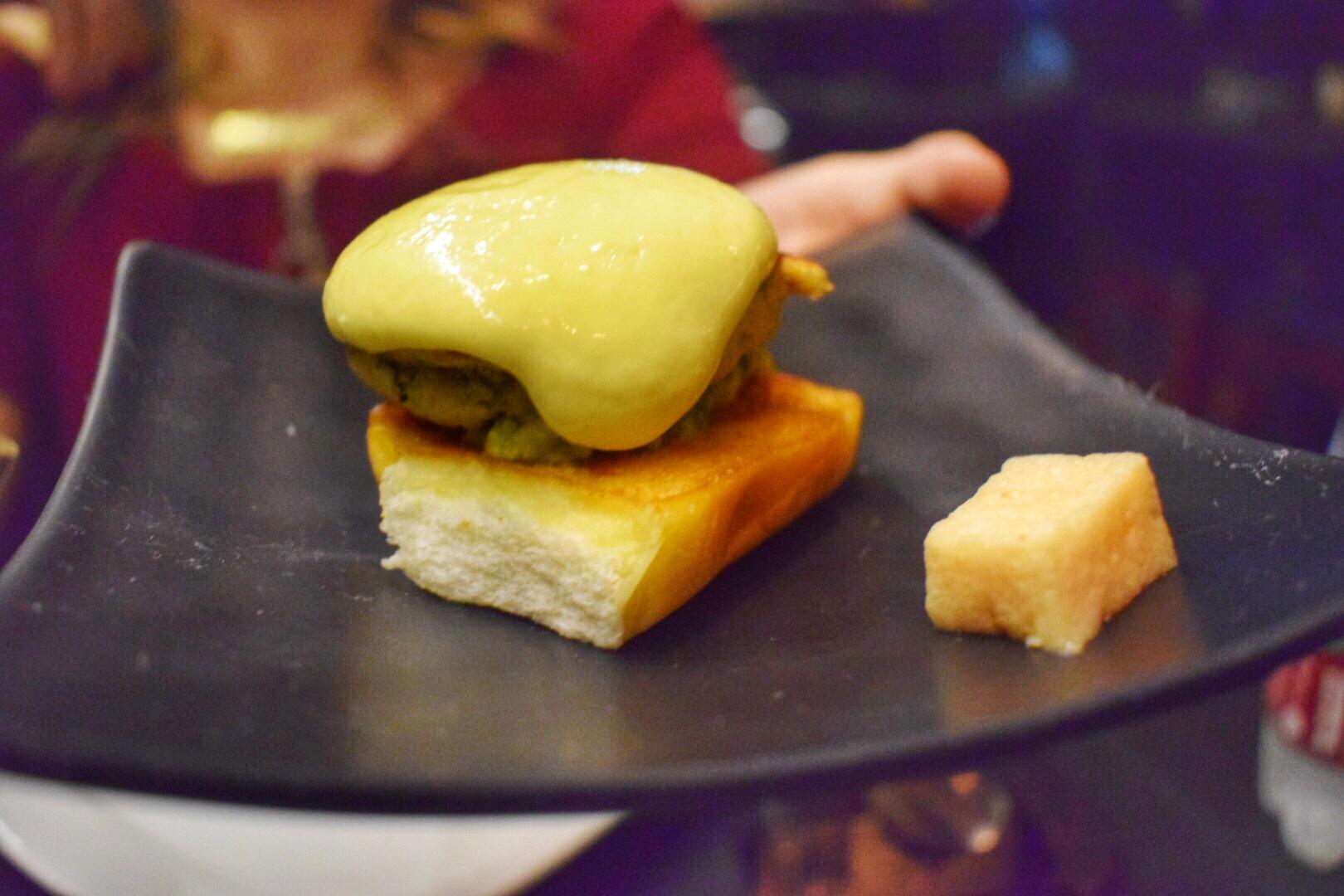 sanduiche frango poco tapas