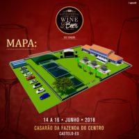 mapa – castelo wine beer