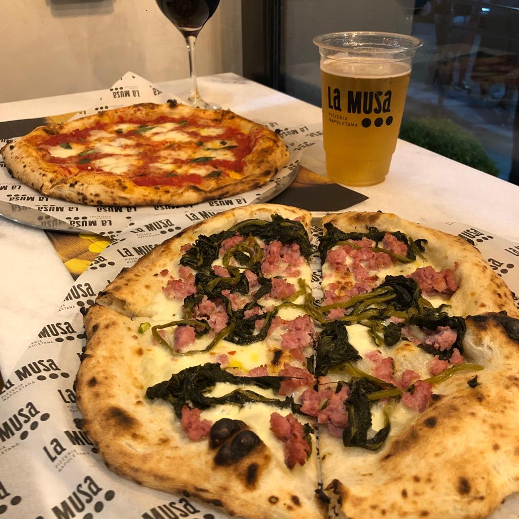 la musa pizzeria