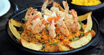 CamarõES - manguinhos gourmet