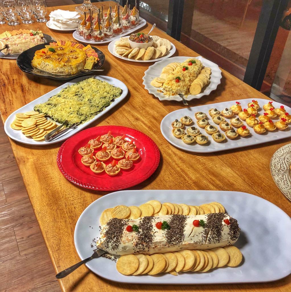 buffet karla brandão - approves casamento