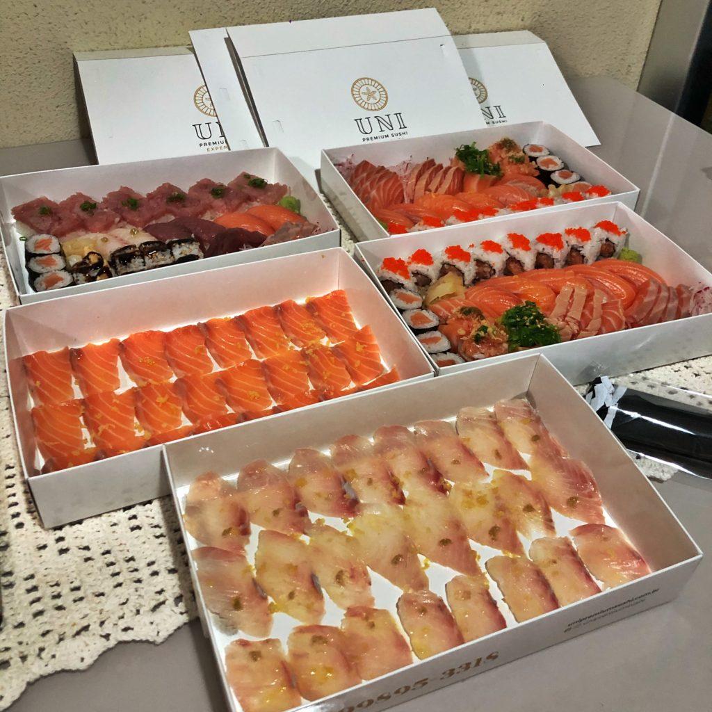 uni premium sushi