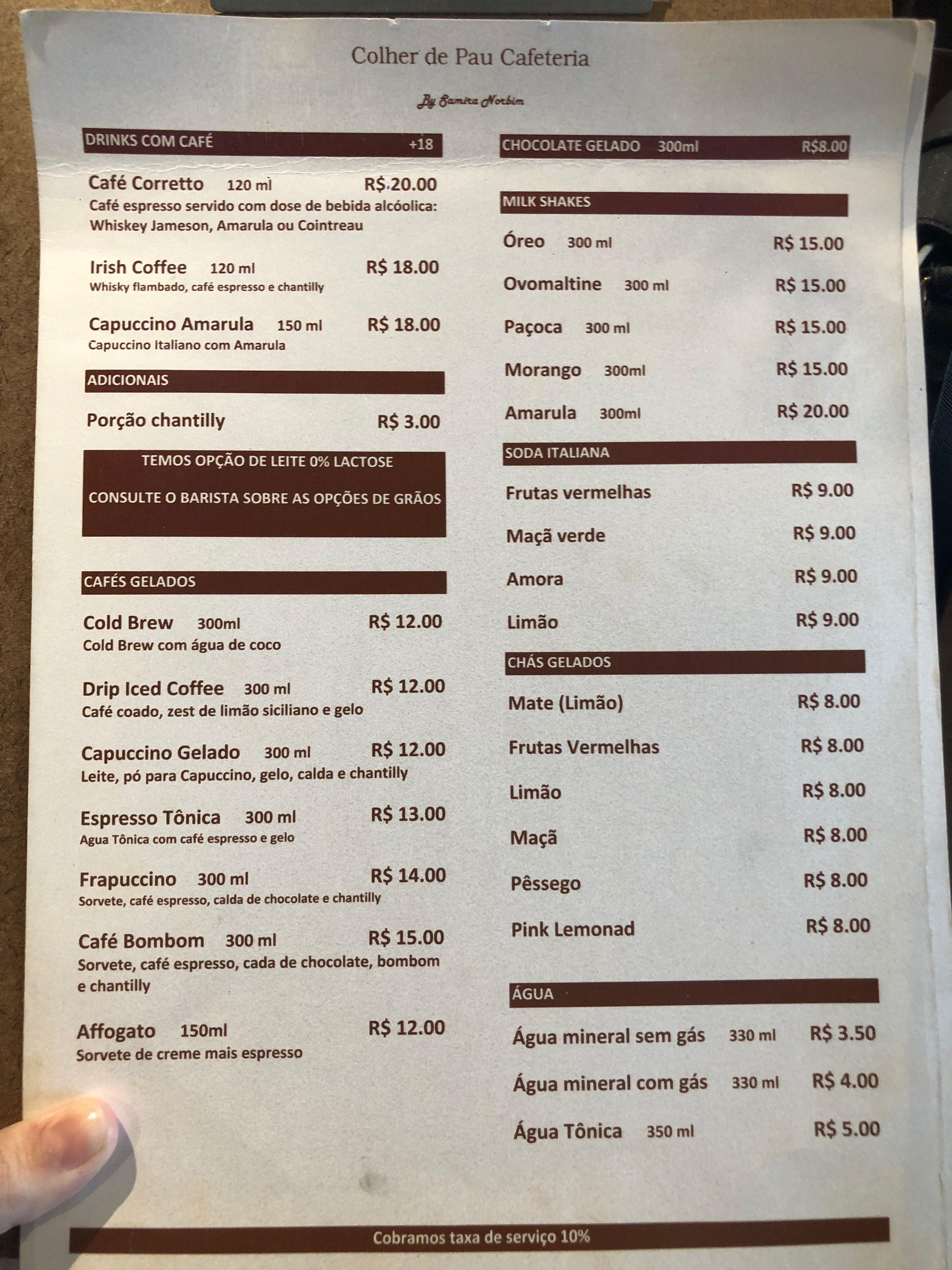 cafeteria colher de pau – 2