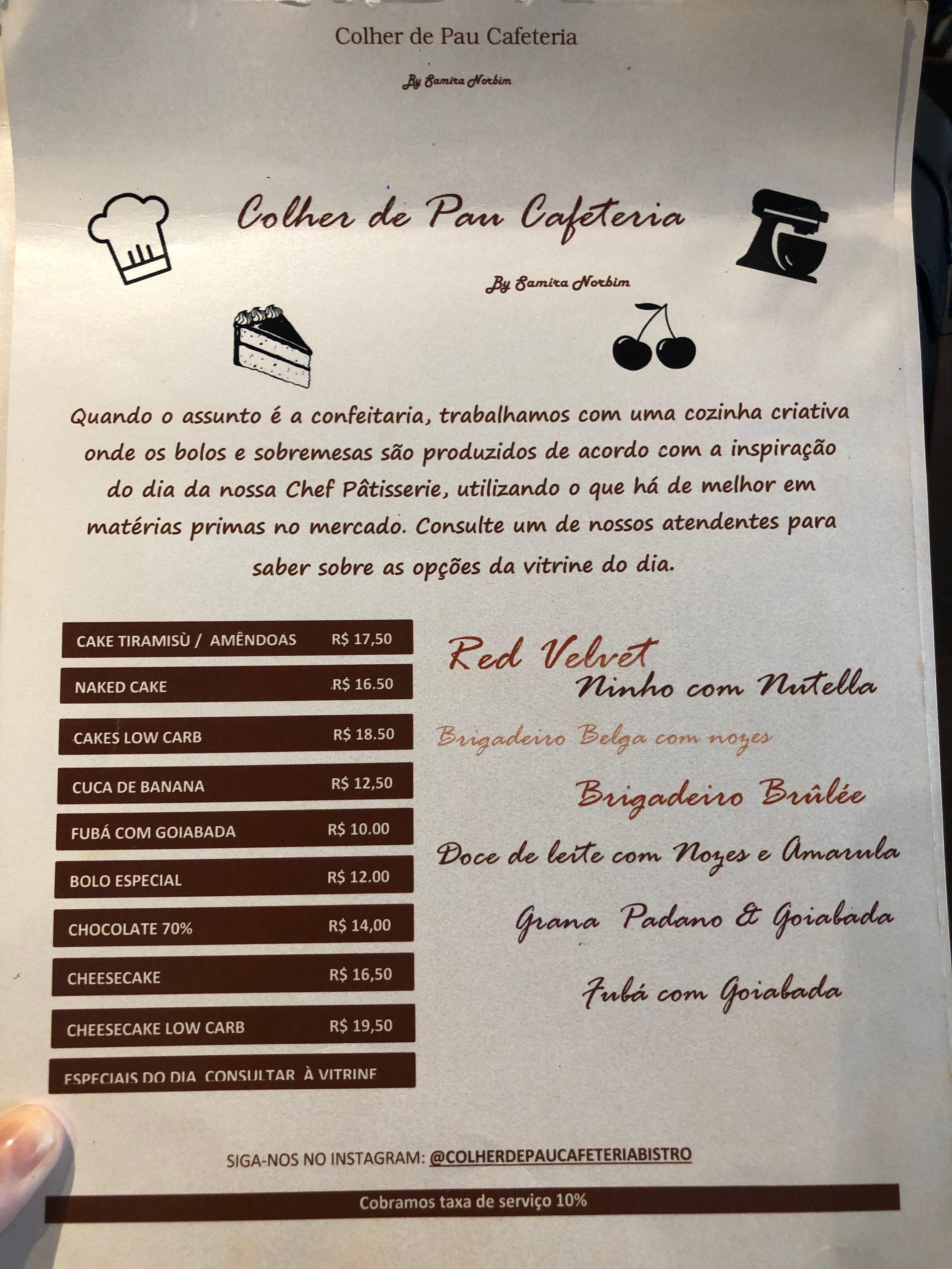 cafeteria colher de pau – 3