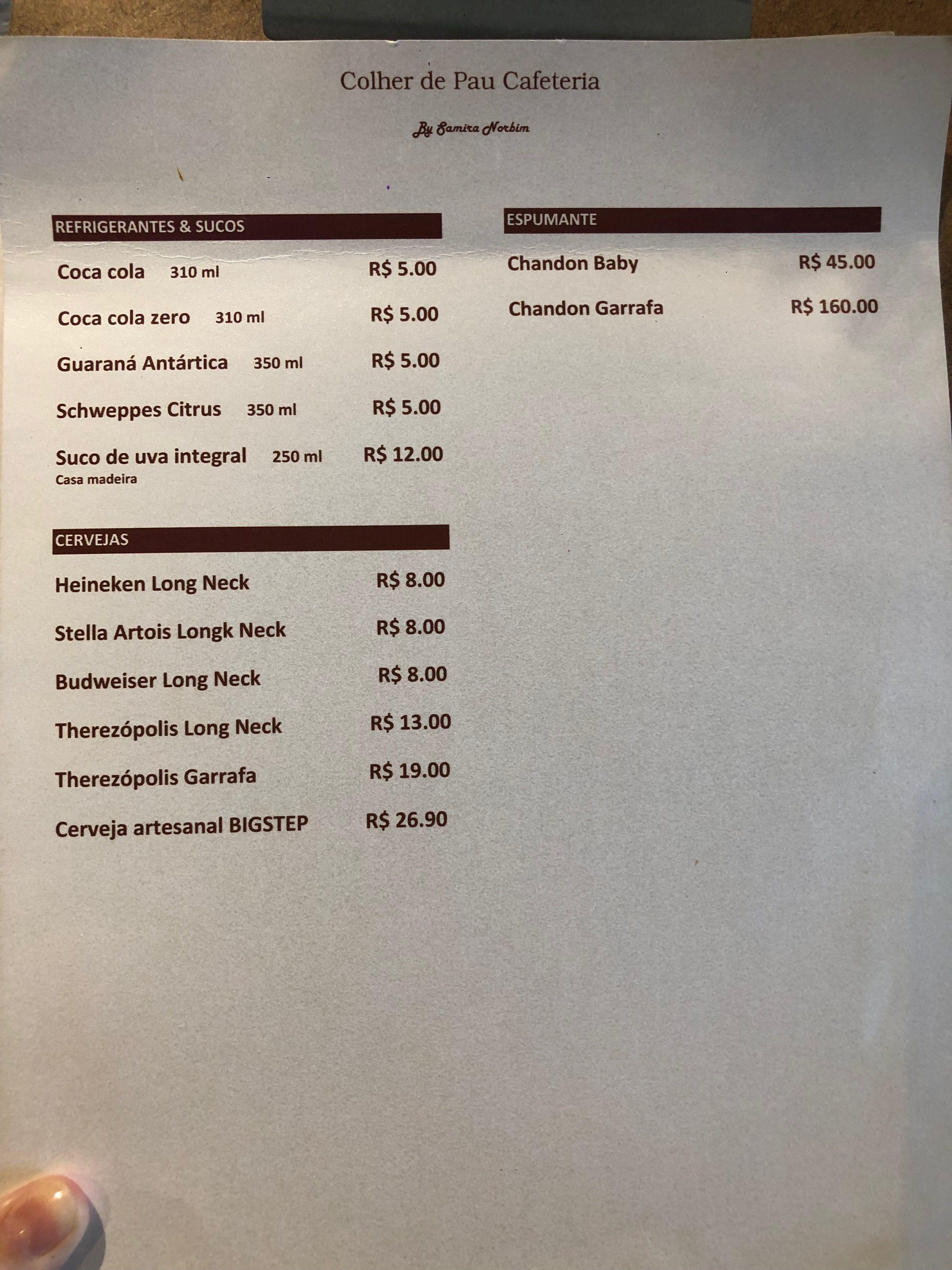 cafeteria colher de pau – 4