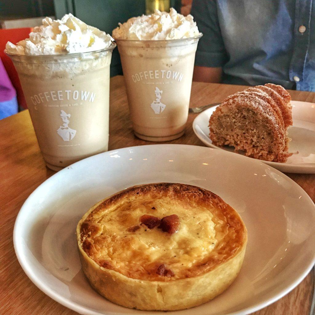 melhores cafeterias - coffeetown