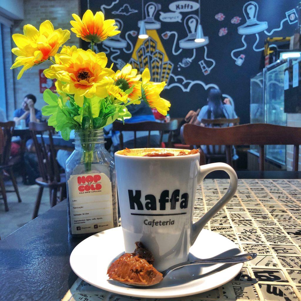 melhores cafeterias - kaffa