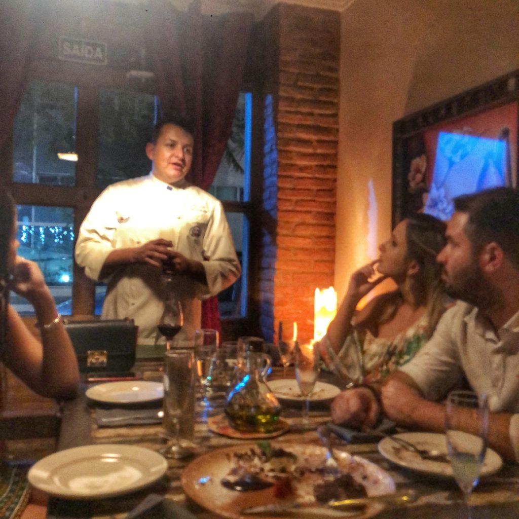 preferito restaurante - chef orlando nardi