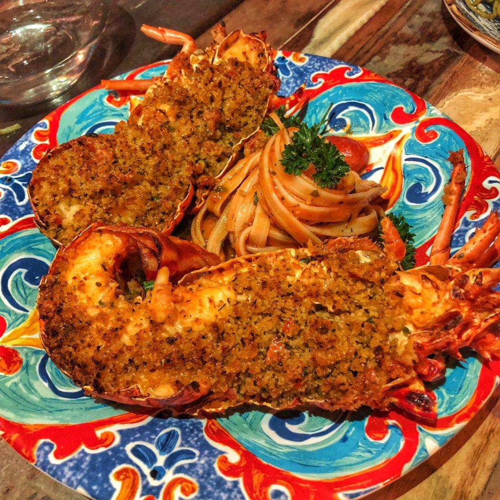 preferito restaurante - lagosta