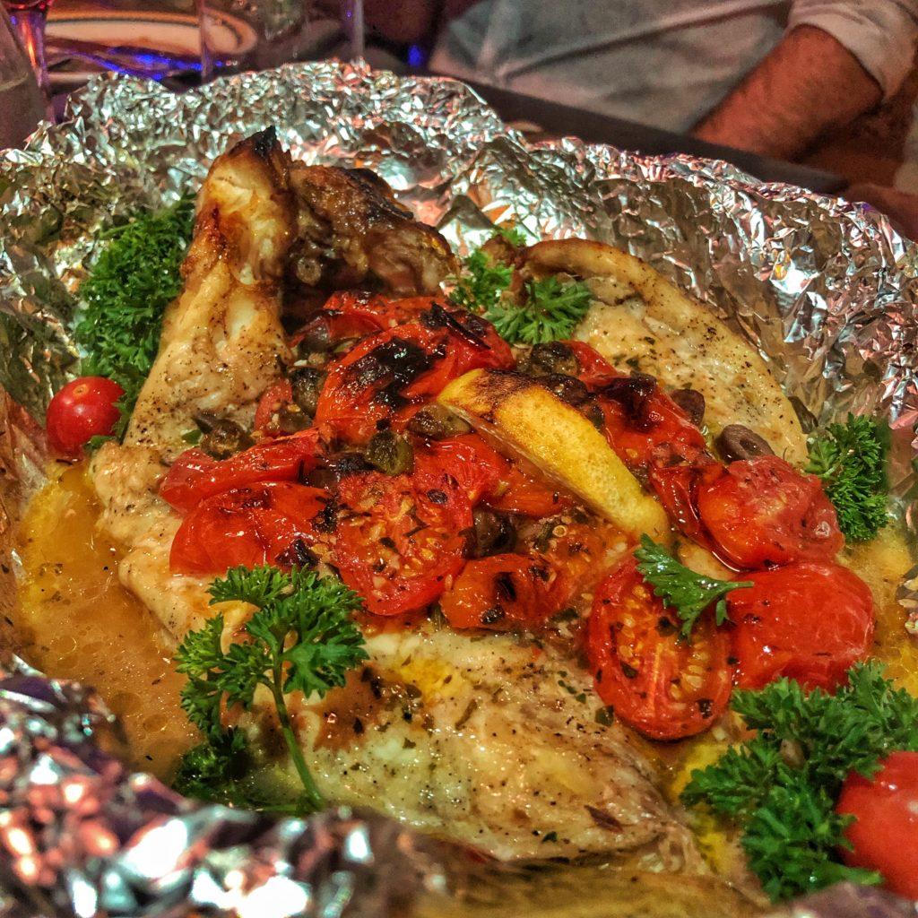 preferito restaurante - peixe