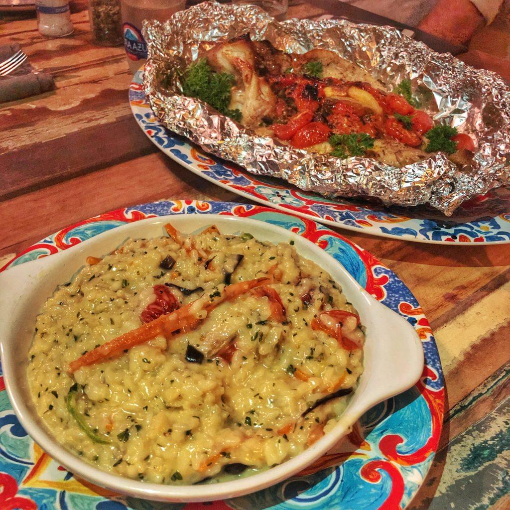 preferito restaurante - peixe mediterrâneo