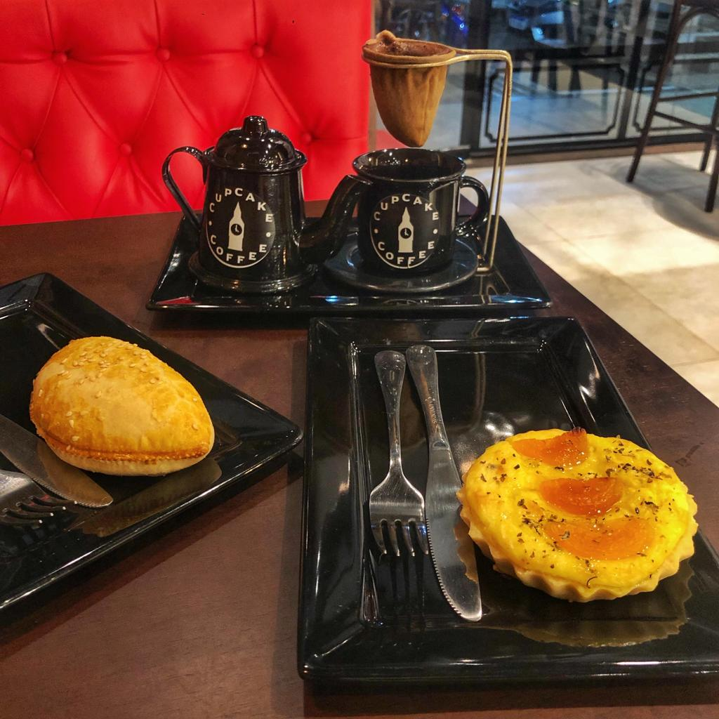 cupcake coffee cafeteria