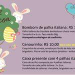 Cardápio Páscoa 2019 – Doce de Palha 2