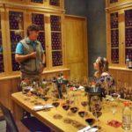 viña vik wine degustação – 1