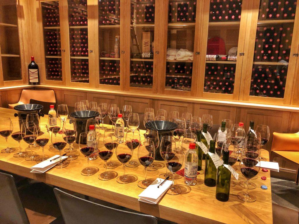 viña vik wine degustação – 5