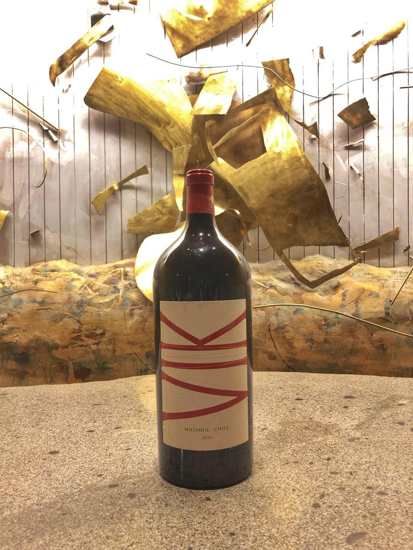 viña vik wine degustação – 9