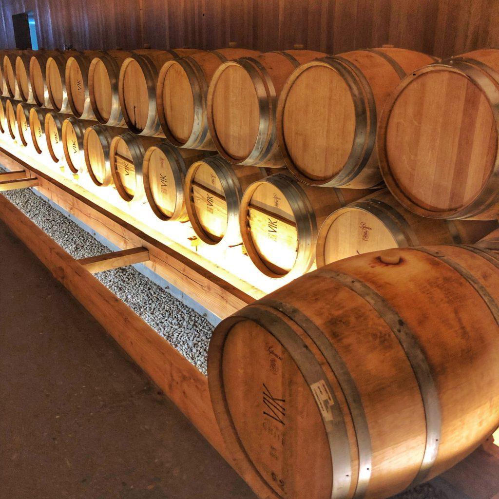 viña vik wine produção – 3