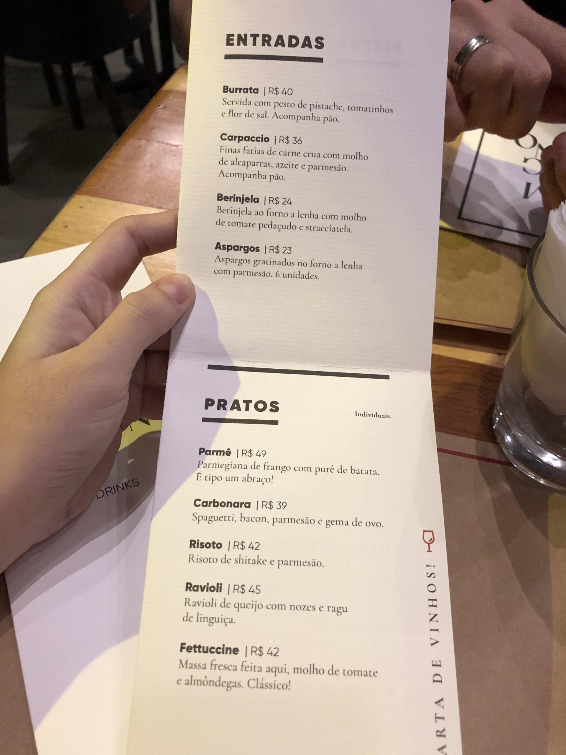 Mogno Pizza – 1