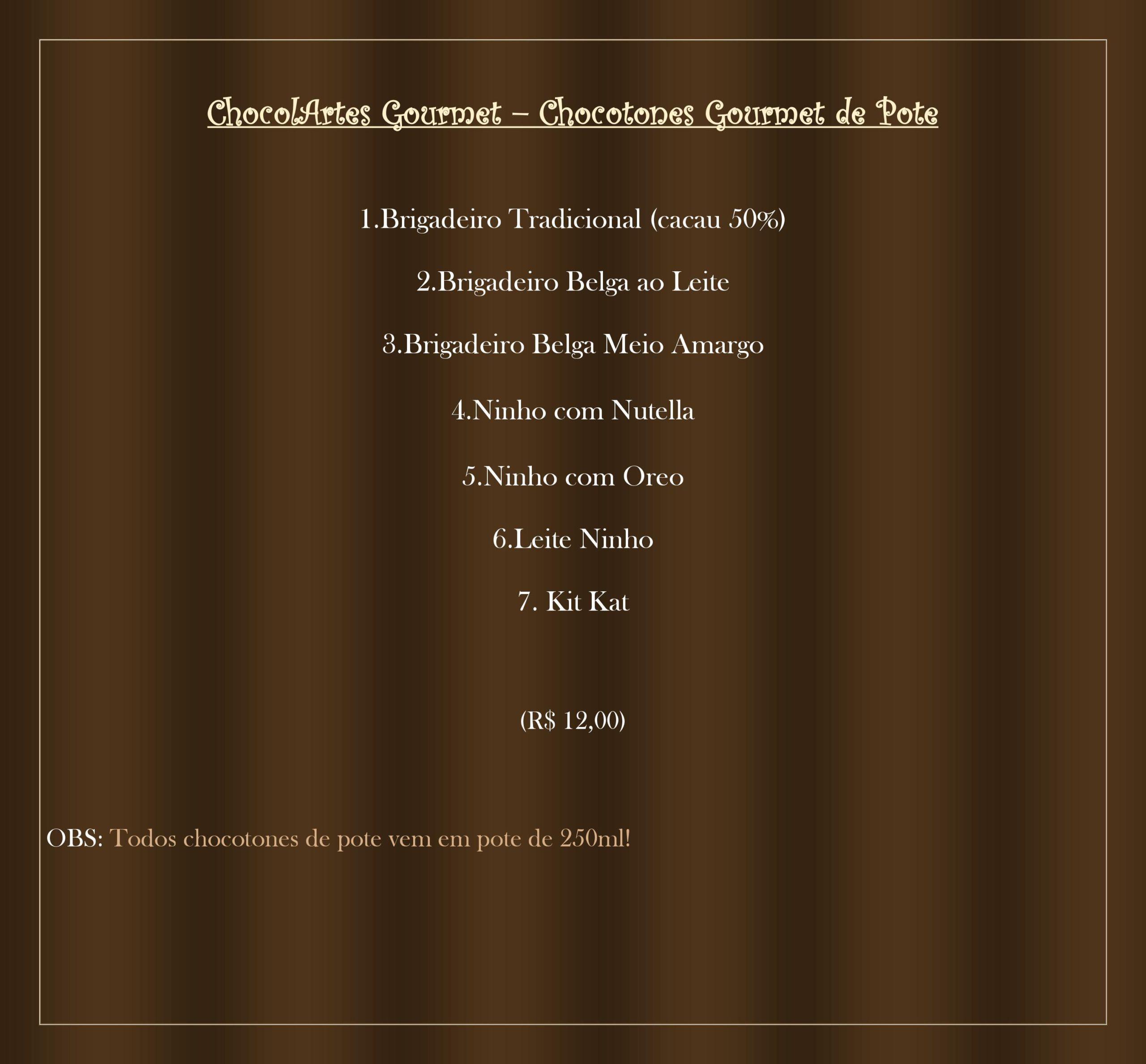 chocolartes gourmet 3