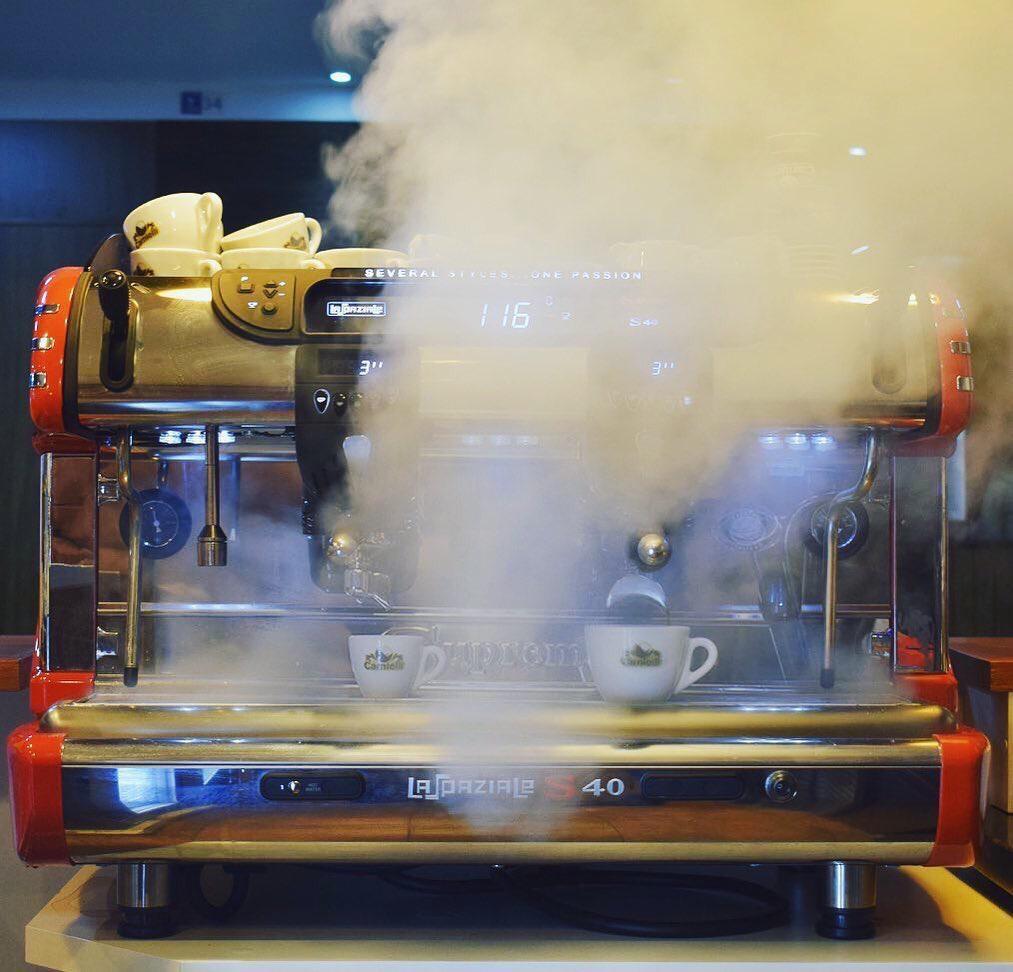 métodos de preparo de café - espresso