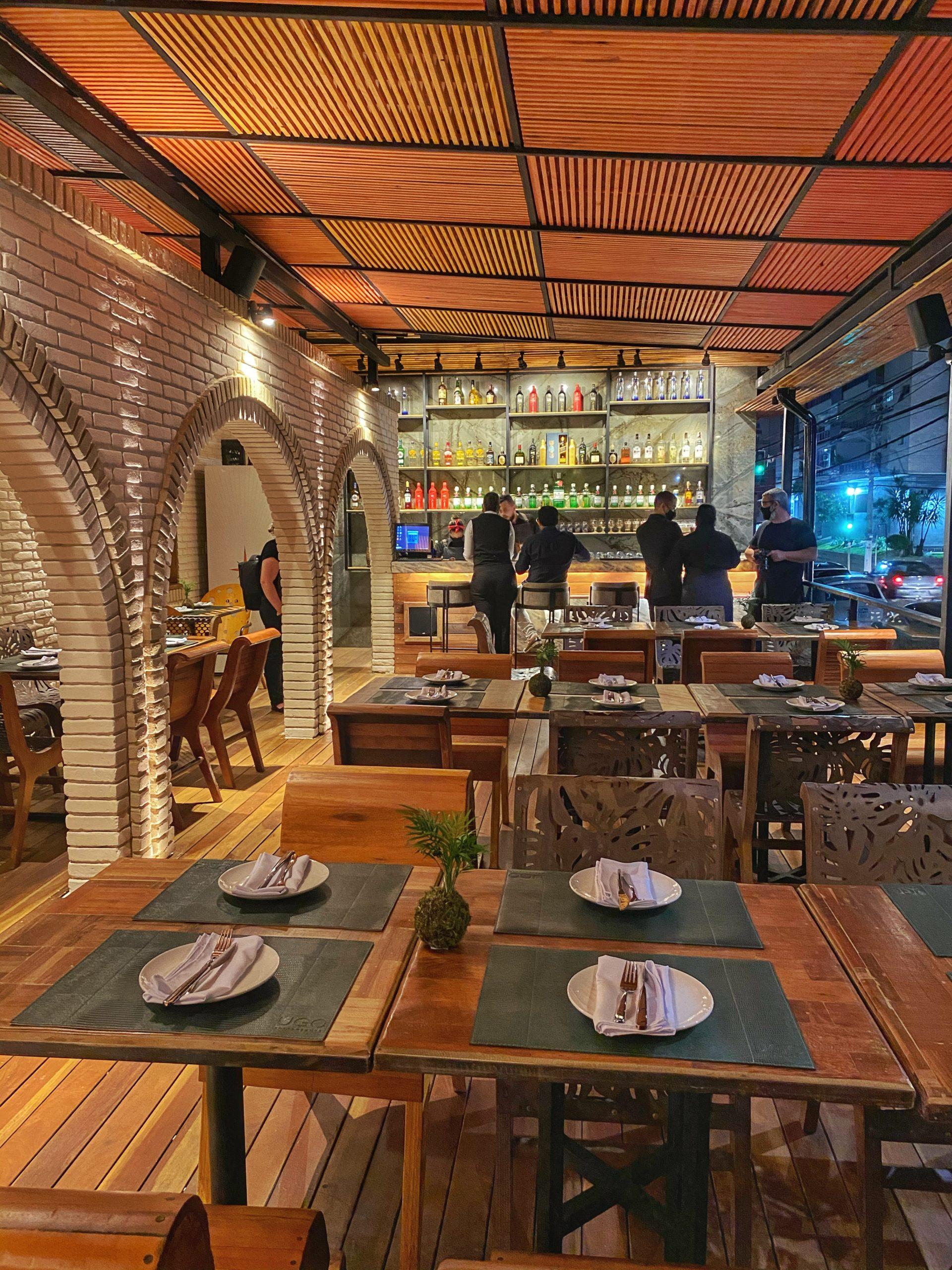 deck restaurante