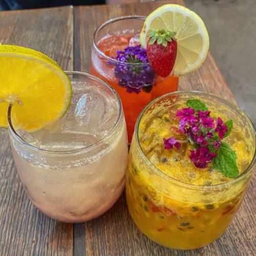 drinks - casa graviola