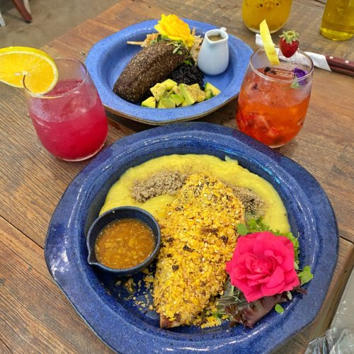 pratos principais - casa graviola