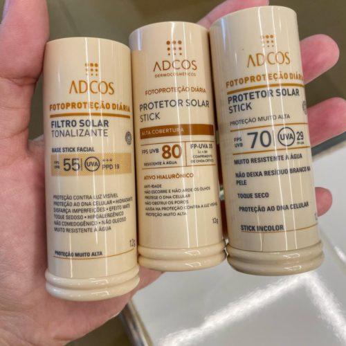 base stick protetor solar adcos