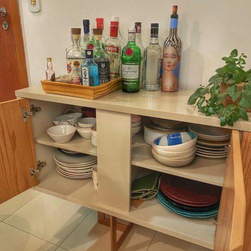 ampla móveis - buffet