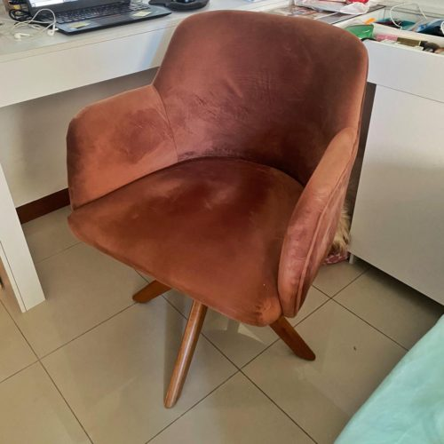 cadeira home office - ampla móveis