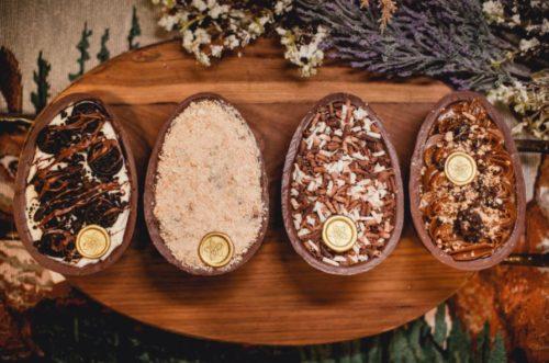 chocolateria brasil - ovos de páscoa